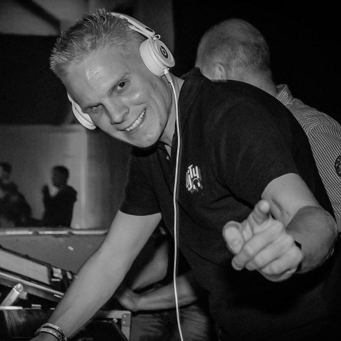 DJ und Saxophonist SaxTy